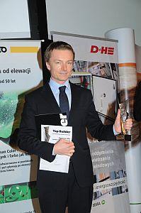 (Jacek Kieszkowski, Dyrektor Marketingu Rockwool Polska)