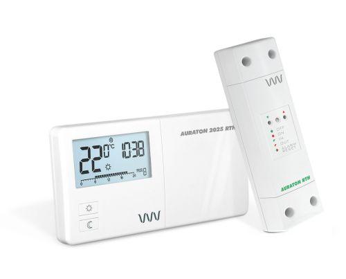 ( Nowoczesny regulator temperatury, fot. Lars)